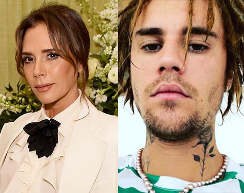 vick justin Victoria Beckham reagisce al regalo da Justin Bieber