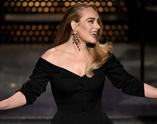adele Adele senza trucco per i suoi 33 anni