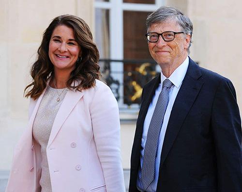 bill gates Bill Gates e sua moglie Melinda divorziano