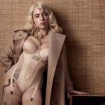 billie eilish 3 150x150 Billie Eilish è una pinup su British Vogue