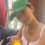 emily 4 150x150 Emily Ratajkowski insieme a Sylvester su Instagram