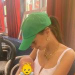 emily 5 150x150 Emily Ratajkowski insieme a Sylvester su Instagram