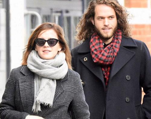 emma watson leo Emma Watson e Leo Robinton non sono in crisi