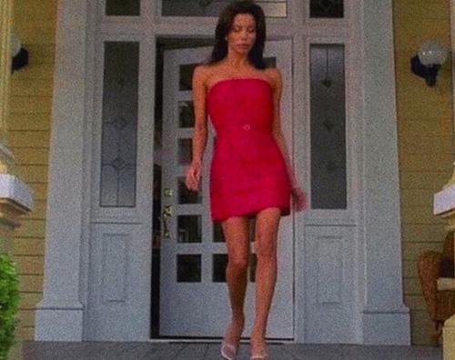 eva longoria 2 Eva Longoria, bikini rosso su Instagram