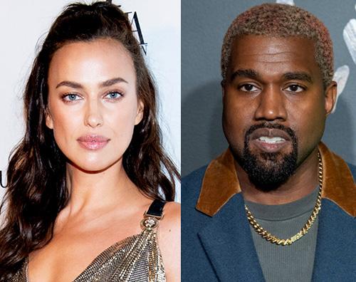 irina kanye Irina Shayk commenta le voci sulla relazione con Kanye West