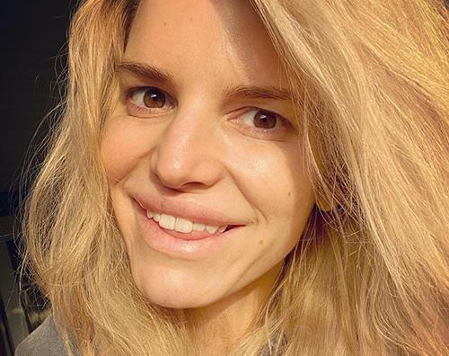 jessica simpson Jessica Simpson sem maquiagem no Instagram