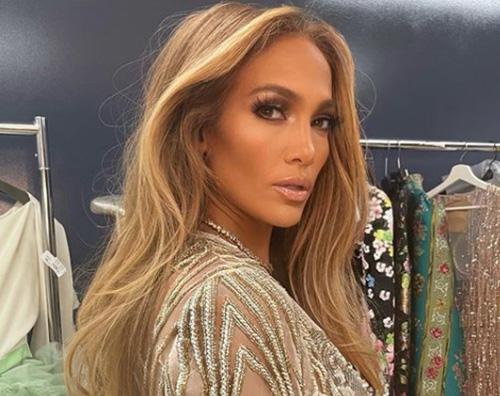 jlo Jennifer Lopez è un sogno per il Global Citizen Vax Live