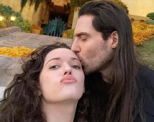 kat 1 Kat Dennings si è fidanzata ufficialmente
