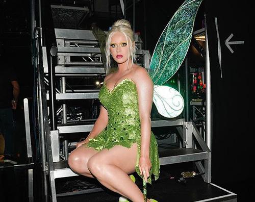 katy perry Katy Perry è Trilly per American Idol