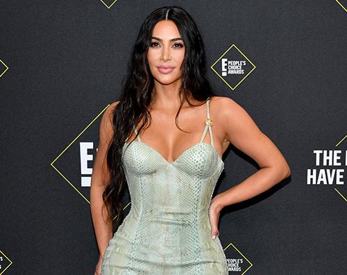 Kim Kardashian, lo scatto sui social è bollente