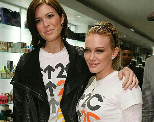 mandy hilary Mandy Moore e Hilary Duff, appuntamento tra neomamme