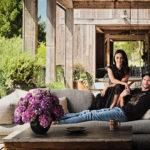 mila 3 150x150 Ashton Kutcher e Mila Kunis mostrano la loro casa