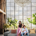 mila 8 150x150 Ashton Kutcher e Mila Kunis mostrano la loro casa