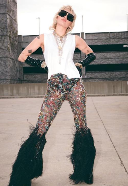 miley cyrus Miley Cyrus è pronta per il SNL