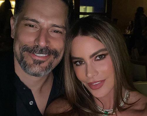 joe sofia Sofia e Joe, cena di anniversario a Los Angeles