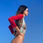 kendall 3 150x150 Kendall Jenner al mare