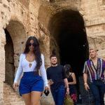 kim kardashian 5 150x150 Kim Kardashian, le foto del viaggio a Roma