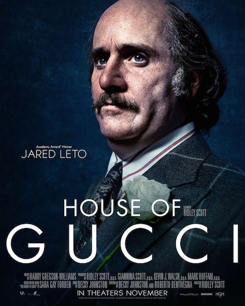 227256894 215130820528146 1179628144846842264 n Jared Leto irriconoscibile per House of Gucci