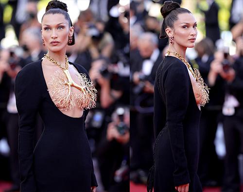 bella hadid 1 Bella Hadid hot a Cannes