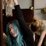 hilary 8 150x150 Hilary Duff ha condiviso le foto del parto sui social