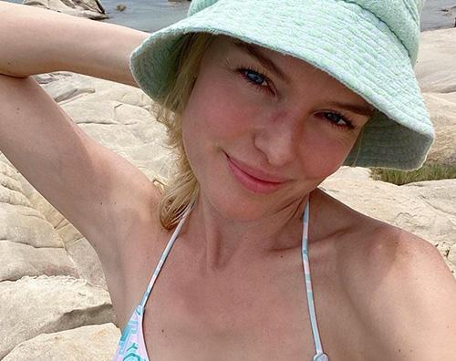 kate bosworth cover Vacanze estive per Kate Bosworth