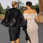 kim 3 150x150 Kim Kardashian, loutfit per il Vaticano è hot