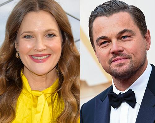 leo drew Drew Barrymore ci prova con Leonardo DiCaprio?
