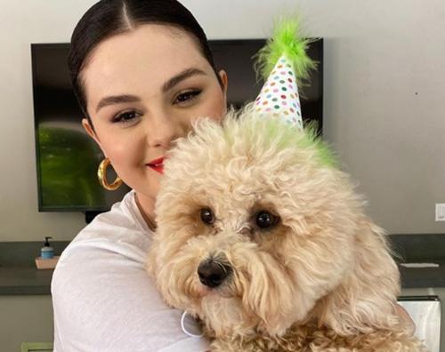 賽琳娜戈麥斯賽琳娜戈麥斯慶祝她的 29 歲生日