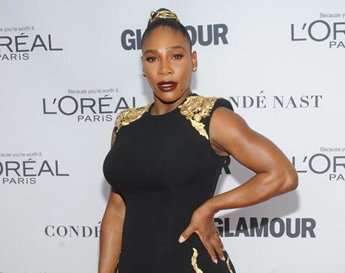 serena williams Serena Williams in costume su Instagram