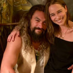 jason momoa e emilia clarke 2 150x150 Emilia Clarke e Jason Momoa reunion sui social