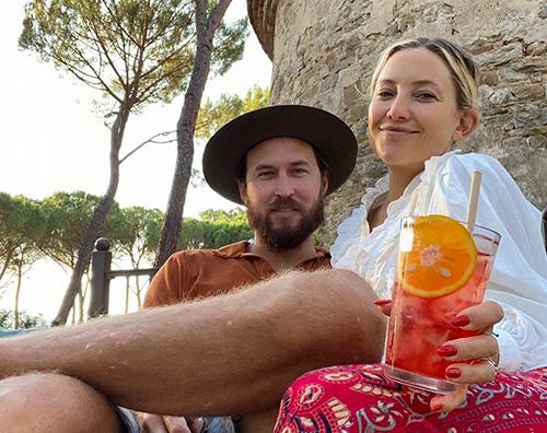 kate hudson Kate Hudson è in Italia