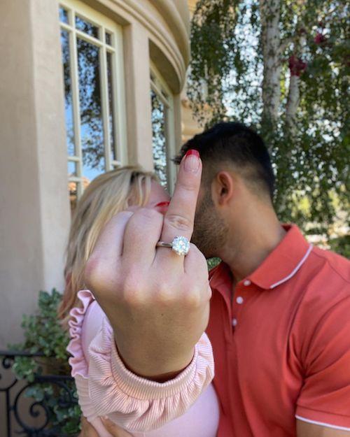 241729883 290448182418766 2659615385356155048 n Britney Spears e Sam Asghari sono fidanzati
