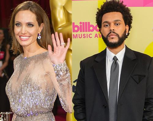 angelina the weeknd Angelina Jolie e The Weeknd sono una coppia?