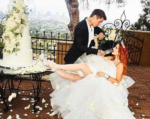 bella e ben 9 Benji e Bella, sexy shooting di fidanzamento