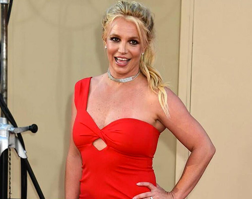 Britney Spears è nostalgica sui social