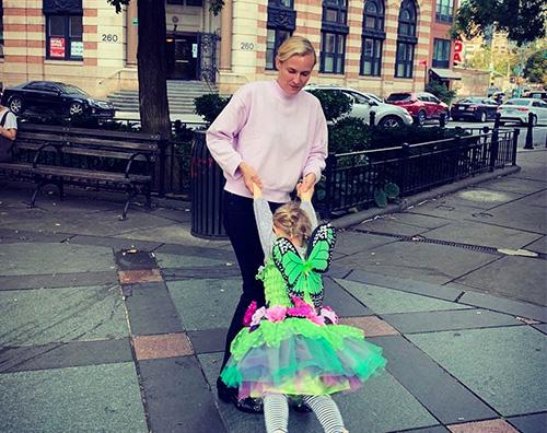 diane kruger Diane Kruger celebra la giornata nazionale della figlia su IG