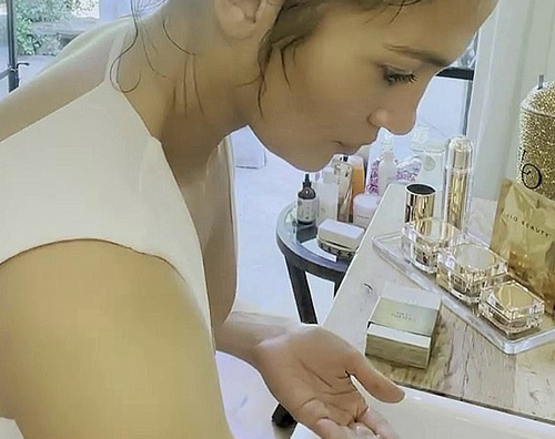 jlo 2 Jennifer Lopez: Mai senza lip gloss e mascara