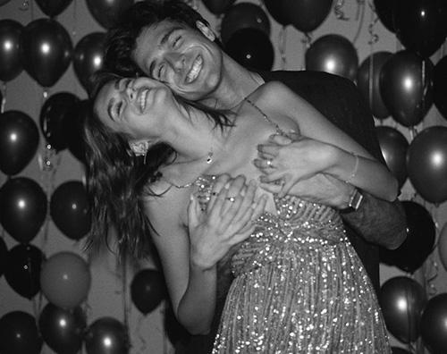 kaia jacob 1 Kaia e Jacob innamorati al party di compleanno di lei