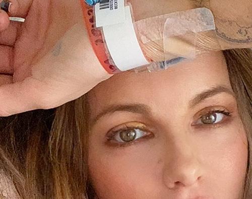 kate backinsale Kate Beckinsale rassicura i fan sul suo stato di salute