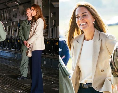 kate middleton Kate Middleton ritorna a lavoro dopo le vacanze estive