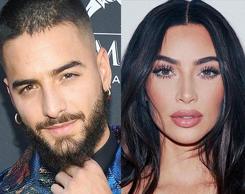 kim k maluma Maluma smentisce le voci sulla relazione con Kim Kardashian