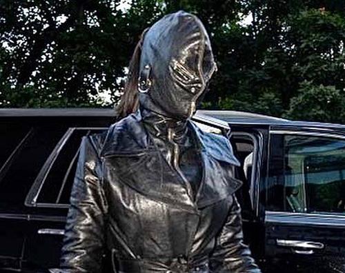 kim kardashian 1 Indovina la star mascherata