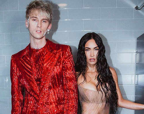 megan mgk cover MGK e Megan Fox hot agli MTV Music Video Awards