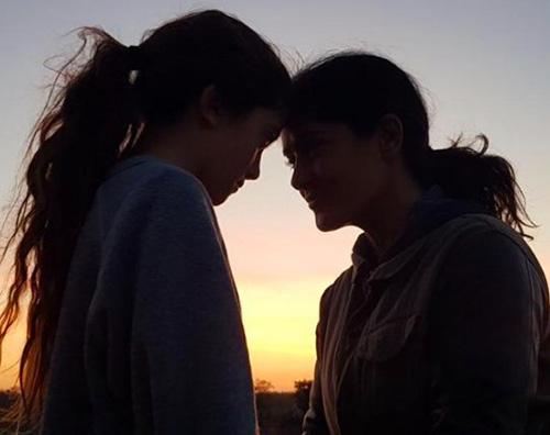 salma hayek Salma Hayek festeggia il compleanno di Valentina su Instagram