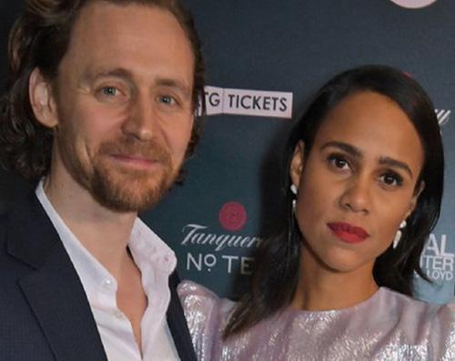 tom iddleston zawe ashton Tom Hiddleston e Zawe Ashton sono una coppia