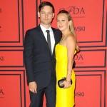 Jennifer Maguire Tobey Maguire 150x150 Tutte le star dei CFDA Fashion Awards 2013