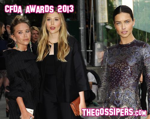 cfda Tutte le star dei CFDA Fashion Awards 2013
