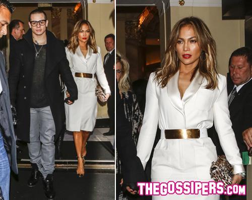jlo22 Jennifer Lopez si consola con Casper Smart